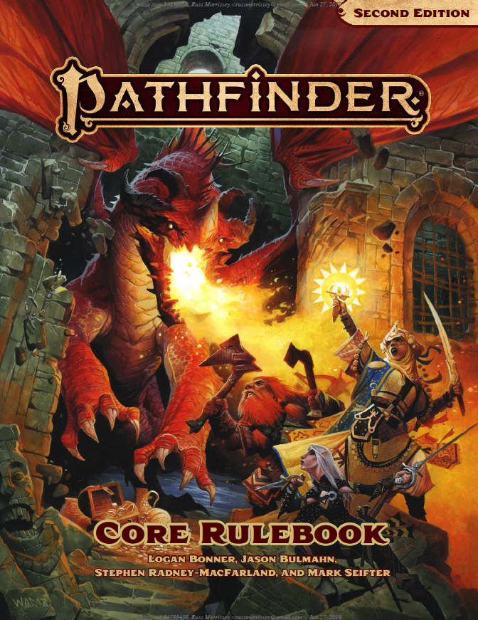 Complexity vs  Depth -- A Look Inside Pathfinder 2nd Edition