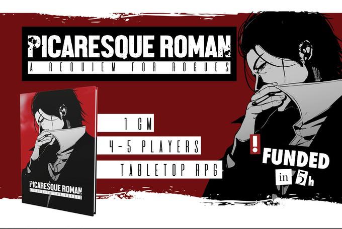 Picaresque Roman- A Requiem for Rogues - Japanese Anime TRPG.jpg