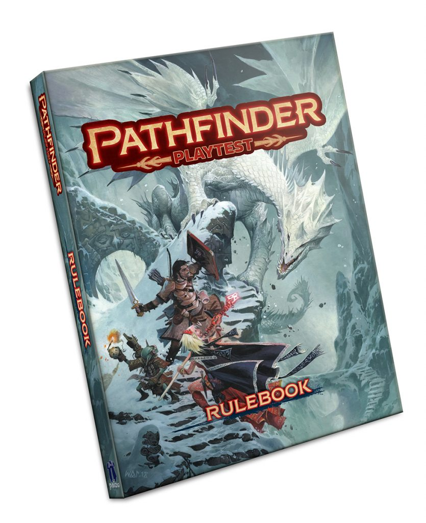 PF2 Pathfinder 2nd Edition Compiled Info