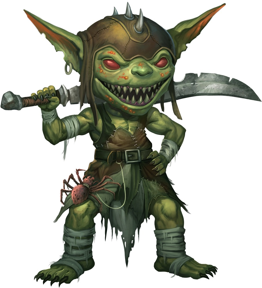 Bulmahn On Pathfinder 2 S Goblin Ancestry