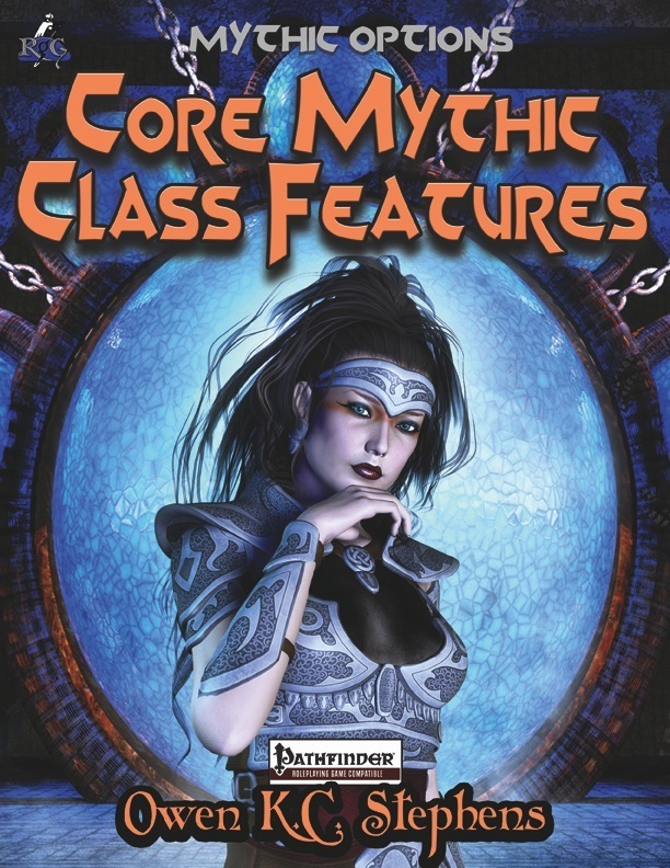 Latest PATHFINDER 3rd-Party Releases: Mythic, Psionic