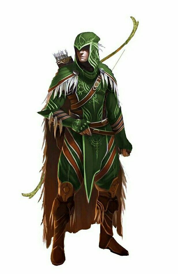 5E [GUIDE] Seeing the Forest for the Trees: The Ranger Guide