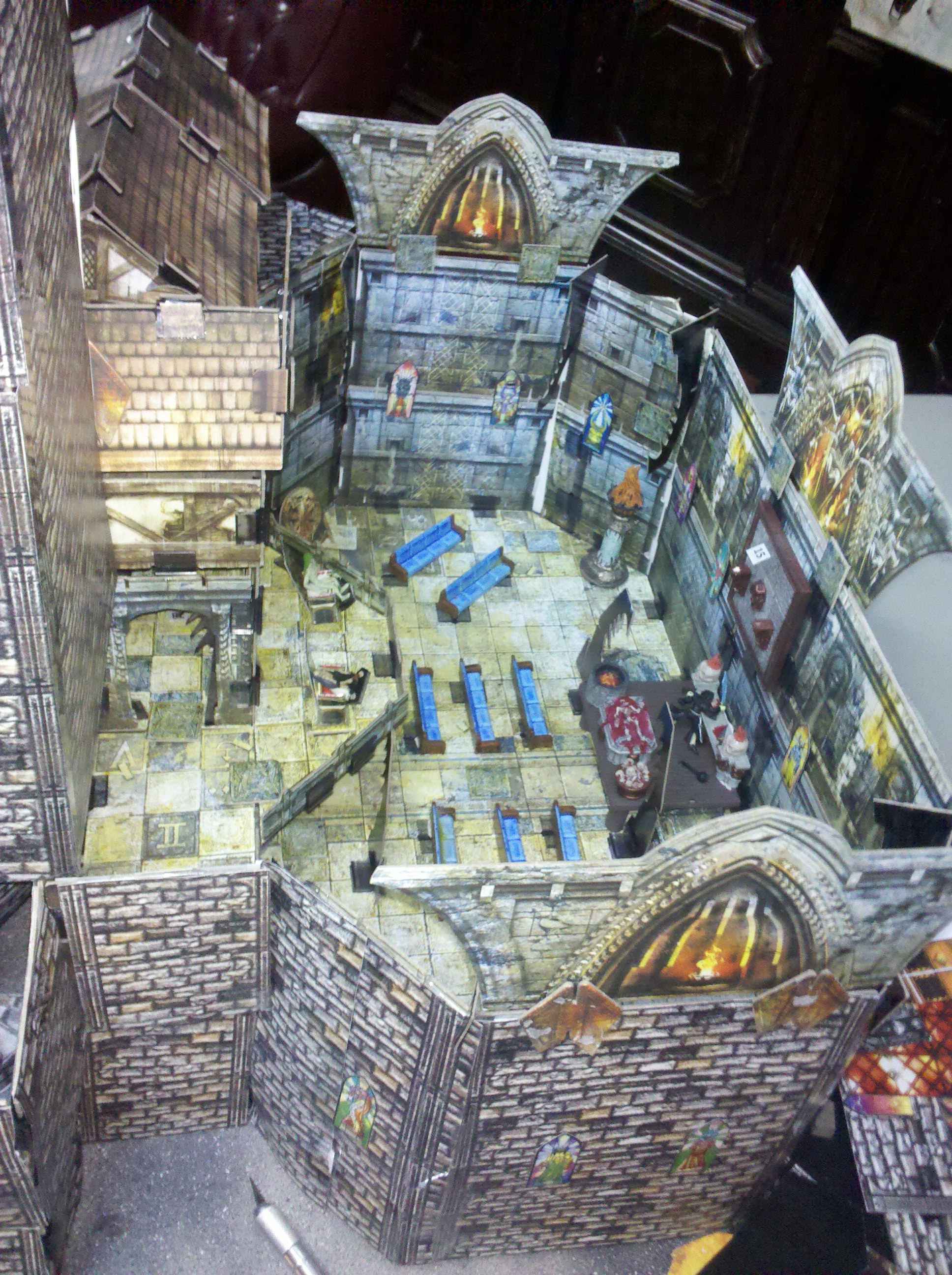 Strahd Castle Ravenloft In 3d Glory