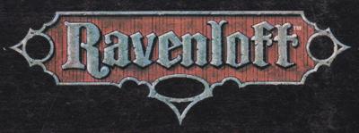 Image result for ravenloft logo