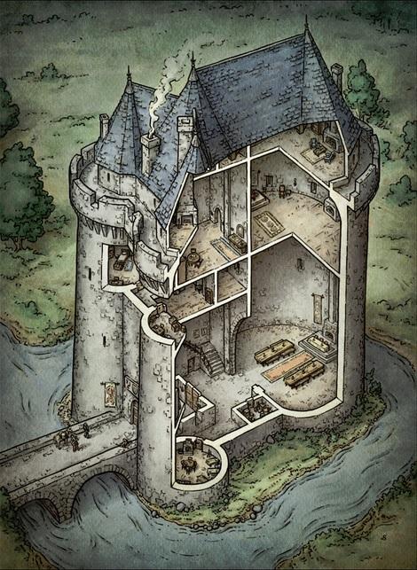 Mike Schley's DMG Artwork & Maps