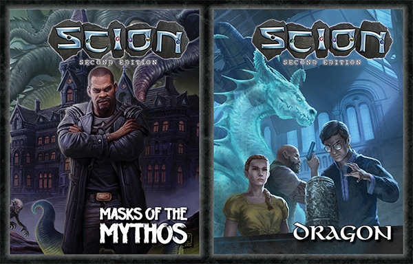 Scion- Dragon and Scion- Masks of the Mythos for Scion 2E.jpg