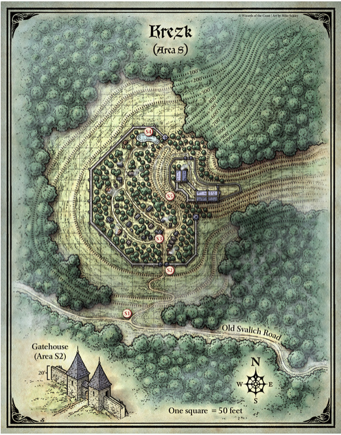 Remarkable image pertaining to curse of strahd printable maps