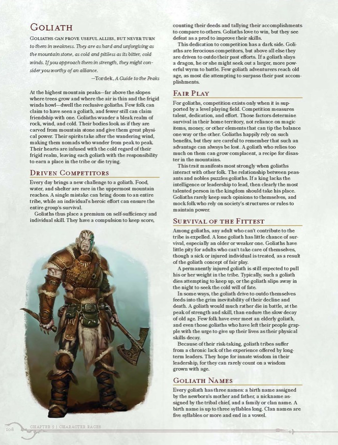 Giants Orc Gods More Volos Guide Previews