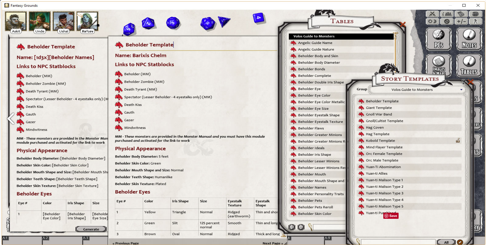The 10 Player Races in Volo's Guide Revealed