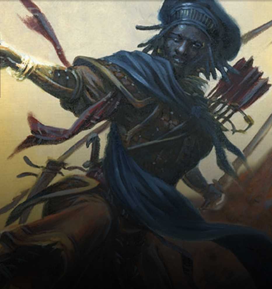 Unearthed Arcana Fighter: Samurai, Sharpshooter, Arcane