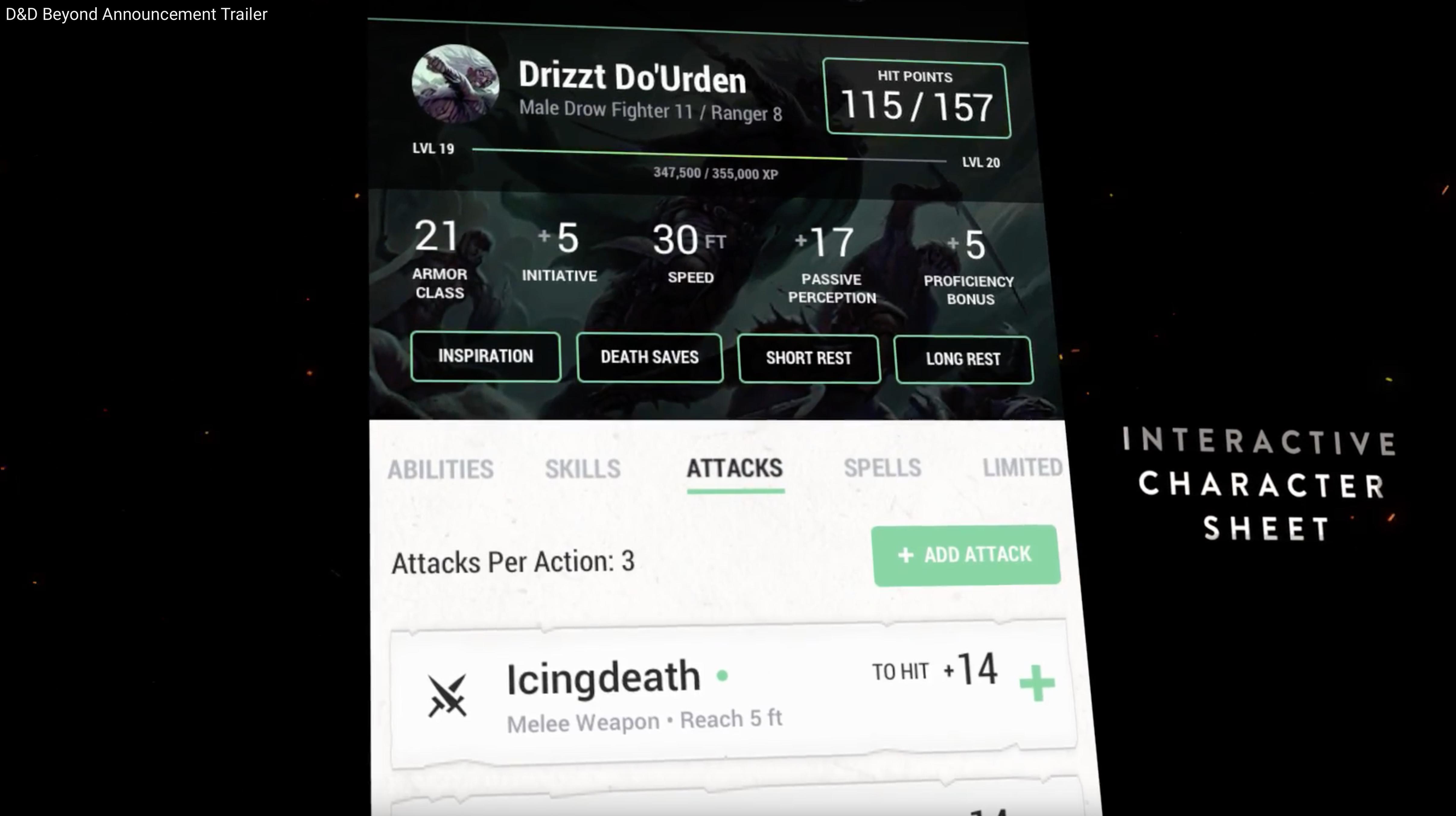 D&D Beyond: An Official D&D Digital Toolset & Character Builder