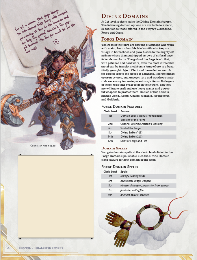 Xanathar S Guide To Everything Crafting