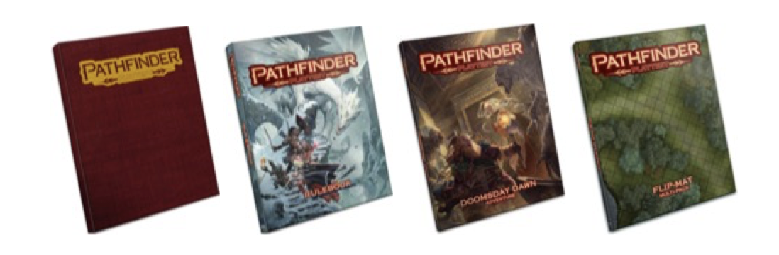 Pathfinder 2 Playtest Preorders, Podcasts, &