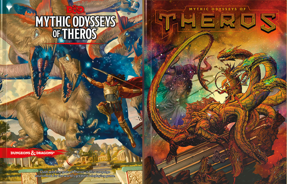 5E - Mythic Odysseys of Theros Delayed | Morrus' Unofficial ...