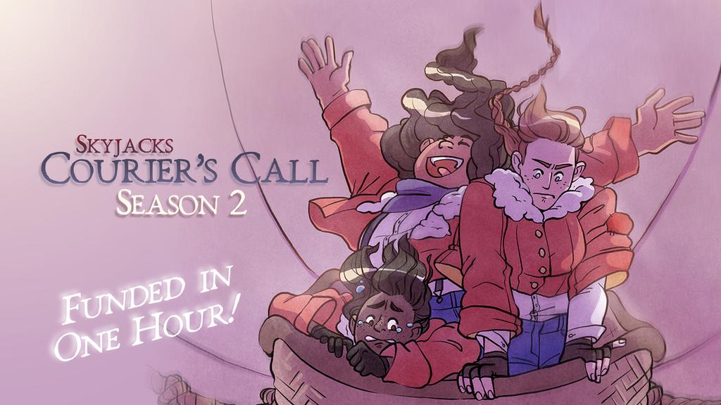 Skyjacks- Courier's Call - Season 2.png