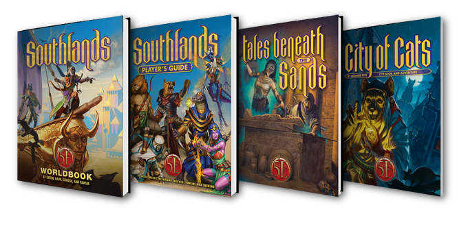 Southlands 5th Edition- A Realm of High Adventure.png