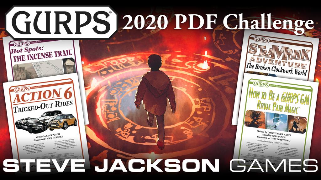 Steve Jackson Games' GURPS 2020 PDF Challenge.png