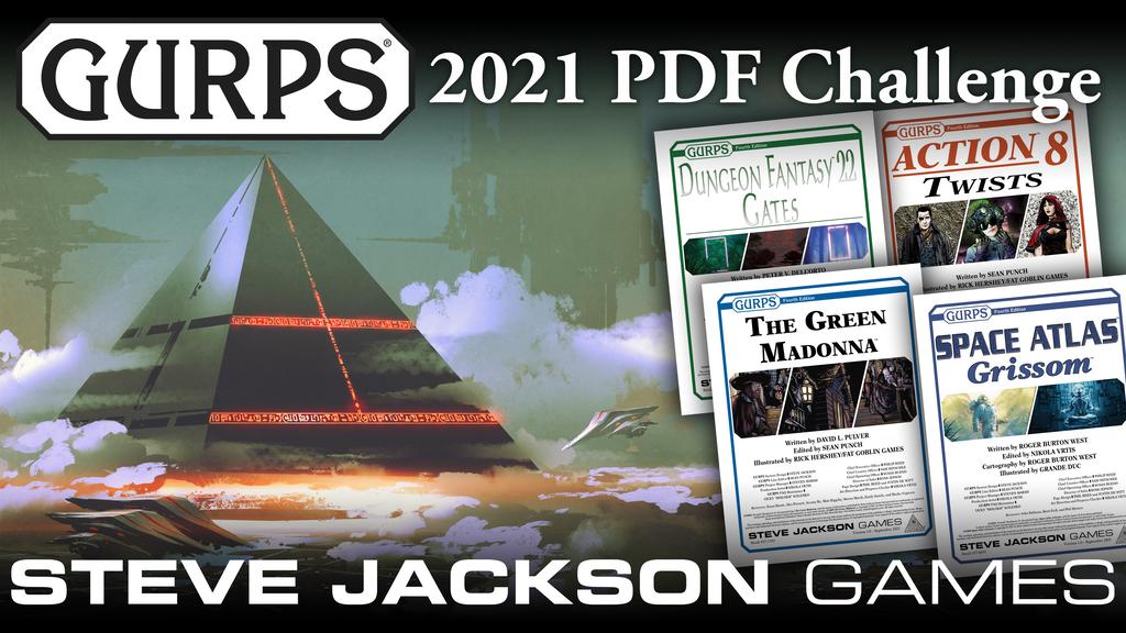 Steve Jackson Games' GURPS 2021 PDF Challenge.png