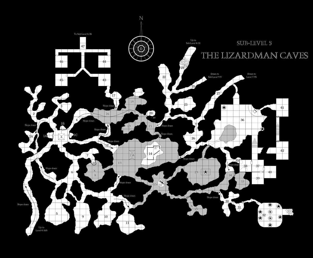 Sub-Level 5 - The Lizardmen Caves for Blog.png
