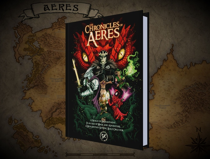 The Chronicles of Aeres- A classical fantasy setting for 5E.jpg