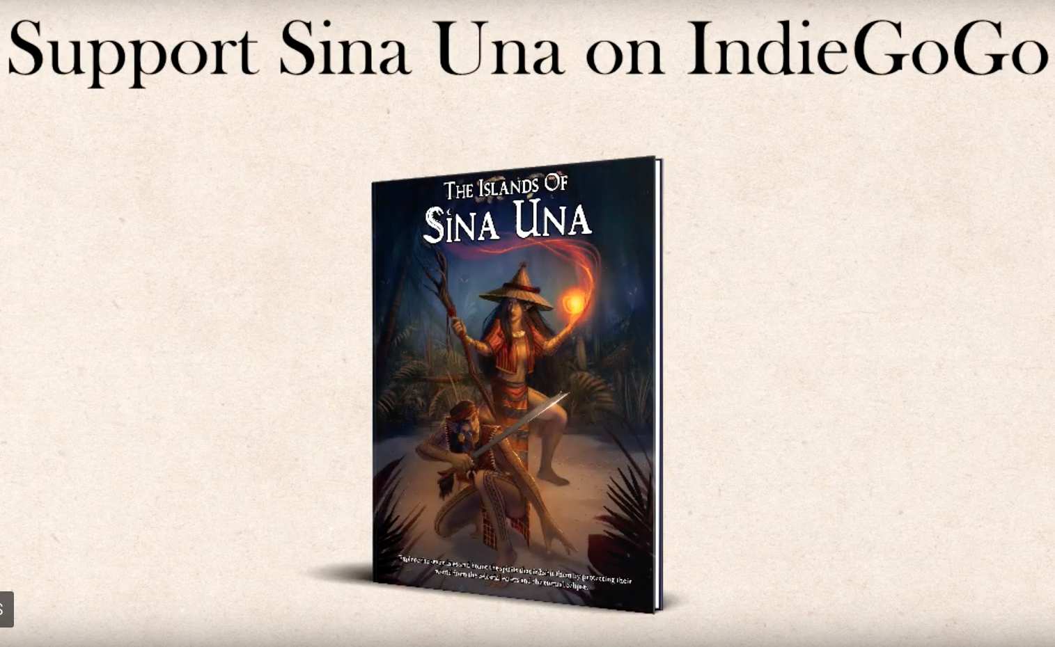 The Islands of Sina Una - Philippines TTRPG Book.png