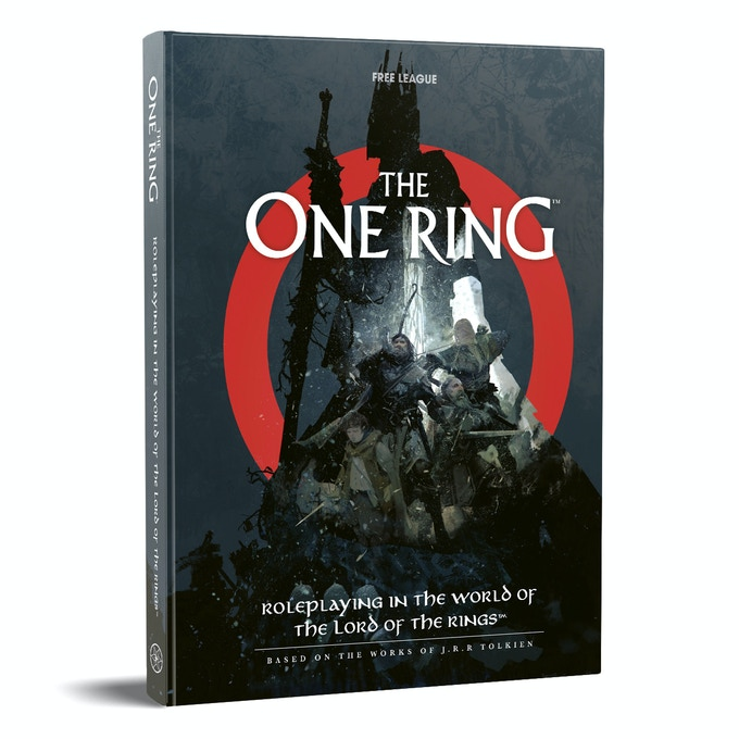 THE ONE RING™ Roleplaying Game, Second Edition.jpg