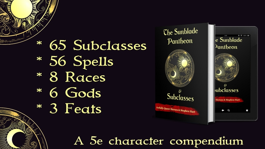 The Sunblade Subclasses, Spells & Pantheon.jpg