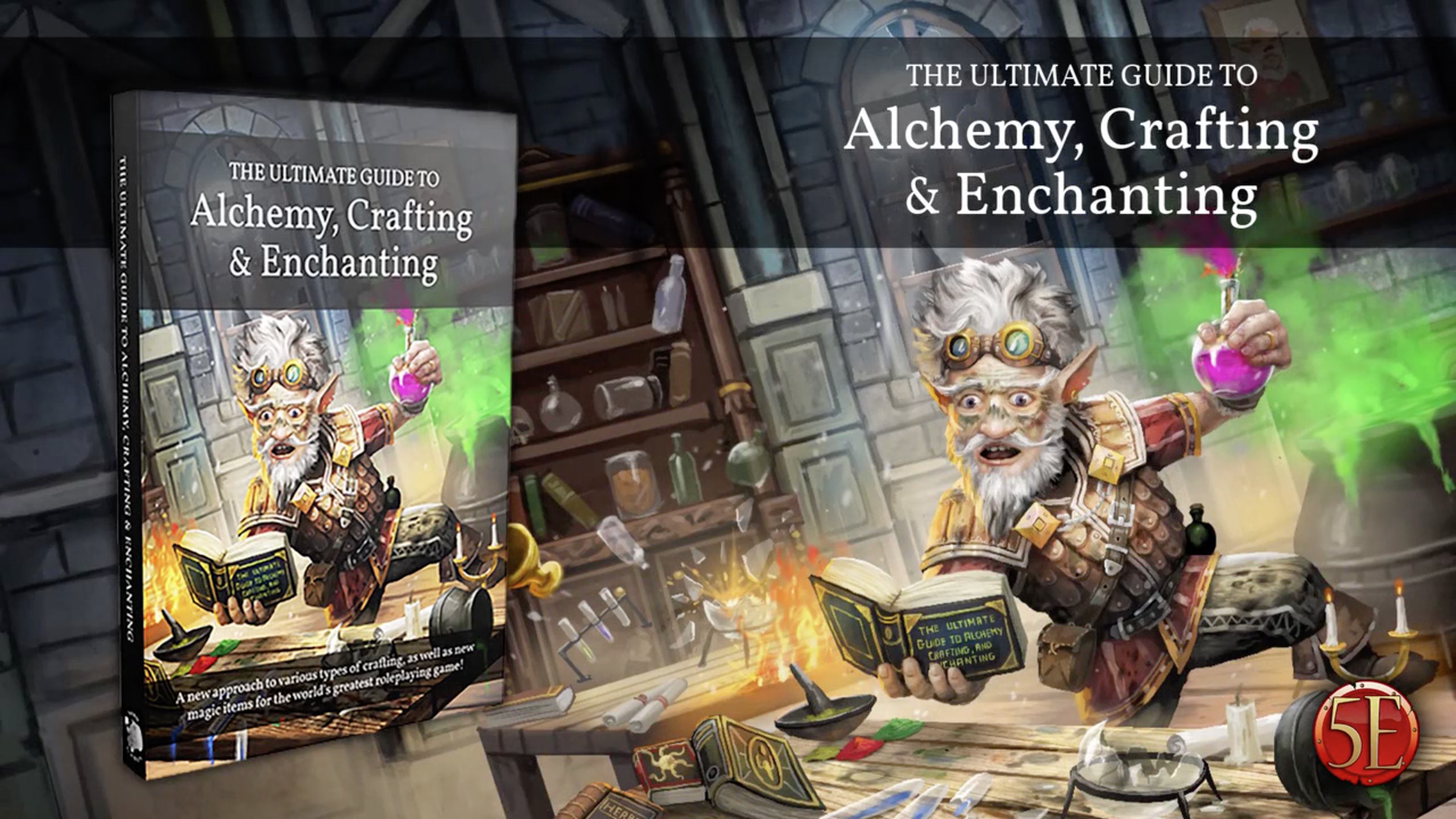 The Ultimate Guide to Alchemy, Crafting & Enchanting for 5E.png