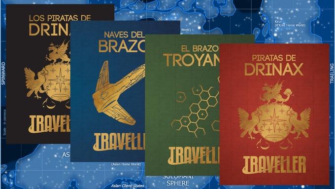 Traveller- Piratas de Drinax en español.jpg