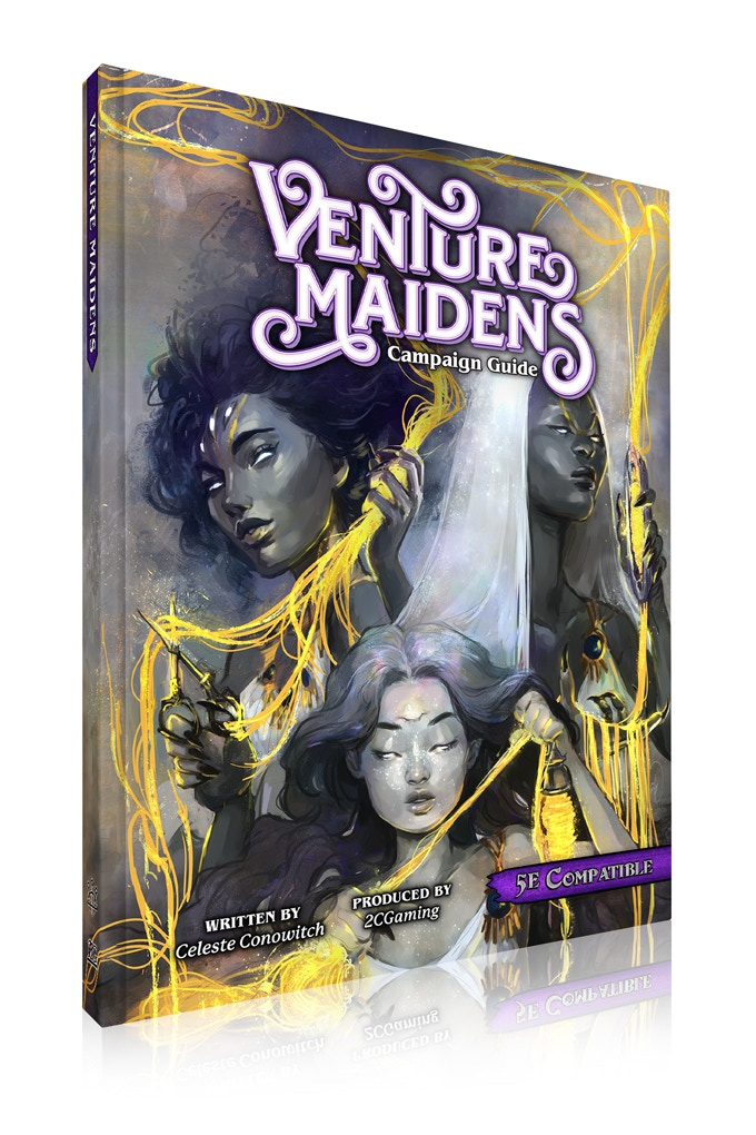 Venture Maidens Campaign Guide for 5th Edition.jpg