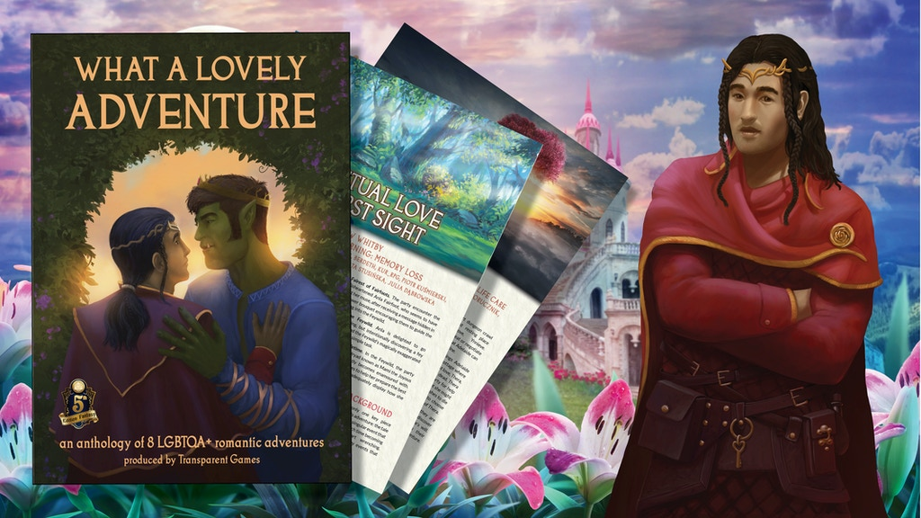 What a lovely adventure – romantic LGBTQ+ one-shot anthology.jpg