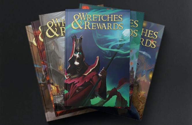 Wretches & Rewards Mini Adventures for 5e.png