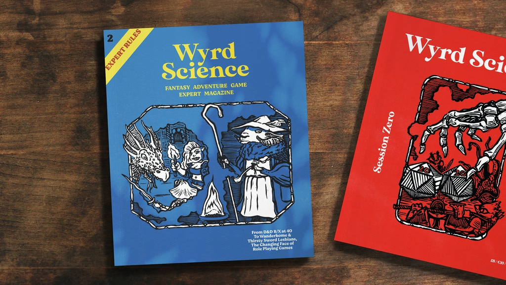 Wyrd Science - Issue 2!.jpg