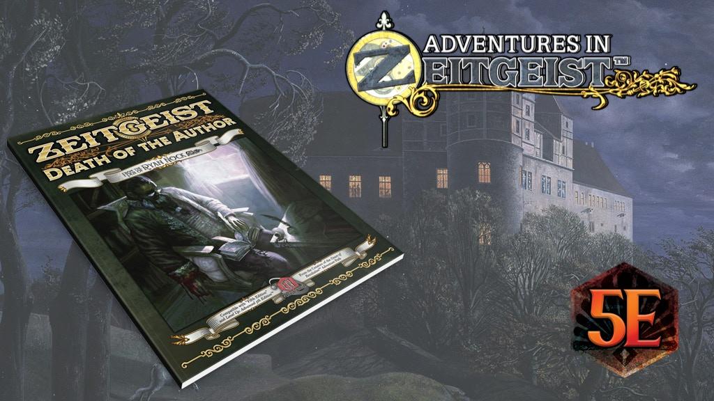 ZEITGEIST- Death of the Author -- An Adventure For D&D 5E.jpg