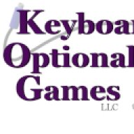 Keyboards Optional Games