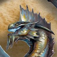 5E - Mystic Power Cards Template for Magic Set Editor