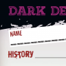 Dark Decade Character Sheet
